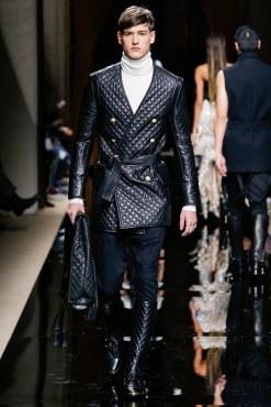 Balmain Fall 2016 Menswear Look 48