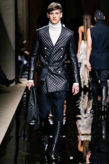 Balmain Fall 2016 Menswear Look 48