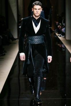 Balmain Fall 2016 Menswear Look 51