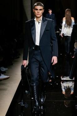 Balmain Fall 2016 Menswear Look 52