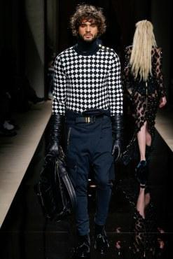 Balmain Fall 2016 Menswear Look 57