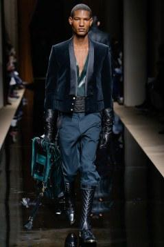 Balmain Fall 2016 Menswear Look 9