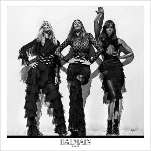 Balmain Spring/Summer 2016 Campaign -2016.1.8-