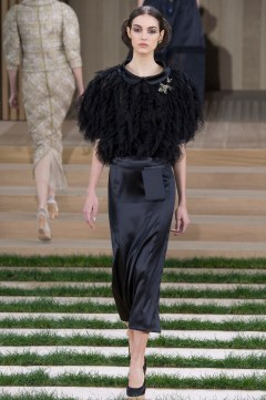 Chanel Spring 2016 Couture Look 27