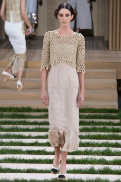 Chanel Spring 2016 Couture Look 35
