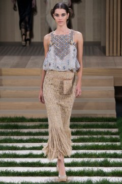 Chanel Spring 2016 Couture Look 39