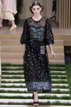 Chanel Spring 2016 Couture Look 46