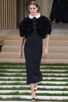 Chanel Spring 2016 Couture Look 48