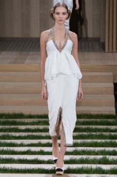 Chanel Spring 2016 Couture Look 52