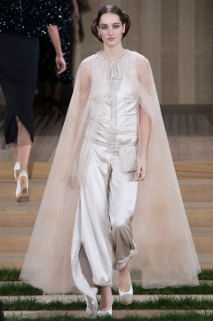 Chanel Spring 2016 Couture Look 57