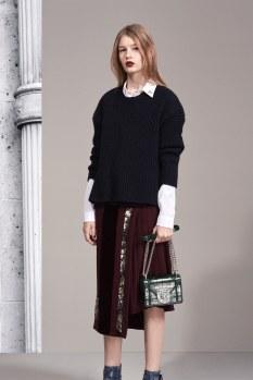 Christian Dior Pre-Fall 2016 Look 17