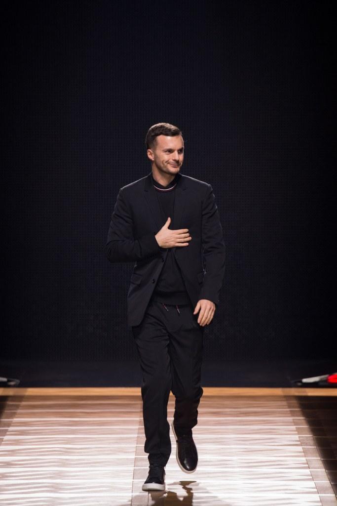 Dior Homme Fall 2016 Kris Van Assche