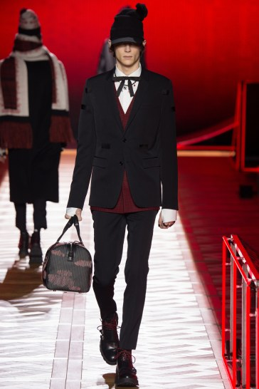 Dior Homme Fall 2016 Look 12