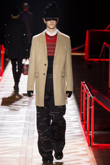 Dior Homme Fall 2016 Look 26