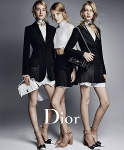 Christian Dior Spring/Summer 2016 Campaign -2016.1.19-