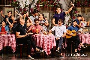 Dolce&Gabbana Spring 2016 Menswear Campaign -2016.1.4-