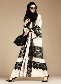 Dolce & Gabbana Abaya Collection-14