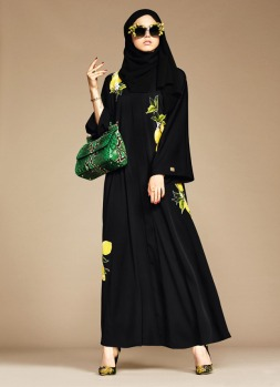 Dolce & Gabbana Abaya Collection-15