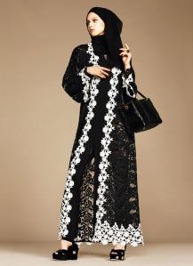 Dolce & Gabbana Abaya Collection-2
