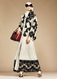 Dolce & Gabbana Abaya Collection-3