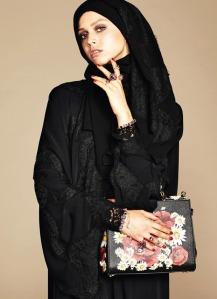 Dolce & Gabbana Abaya Collection-5