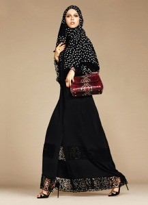 Dolce & Gabbana Abaya Collection-6