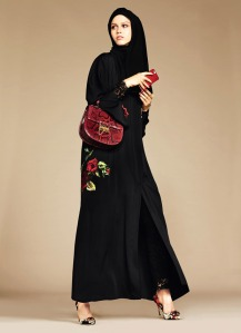 Dolce & Gabbana Abaya Collection-8