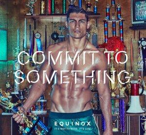Equinox Gym 2016 Campaign -2016.1.5-