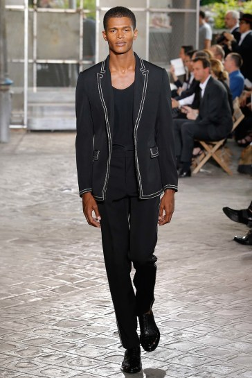 Givenchy Spring 2016 Menswear