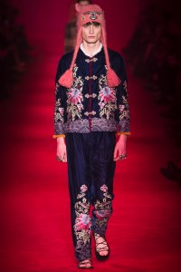 Gucci Fall 2016 Menswear -2016.1.19-