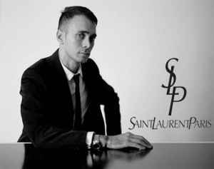 Hedi Slimane X Saint Laurent Paris -2016.1.18-