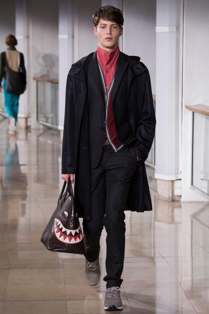 Hermes Fall 2016 Menswear Look 29