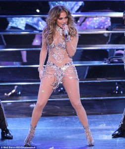 Jennifer Lopez Las Vegas Residency Show -2016.1.22-