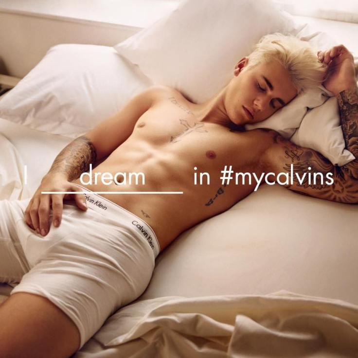 Justin Bieber X Calvin Klein Spring Summer 2016 Campaign-1