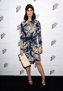 Stella McCartney Autumn 2016 Presentation— Katy Perry -2016.1.15-