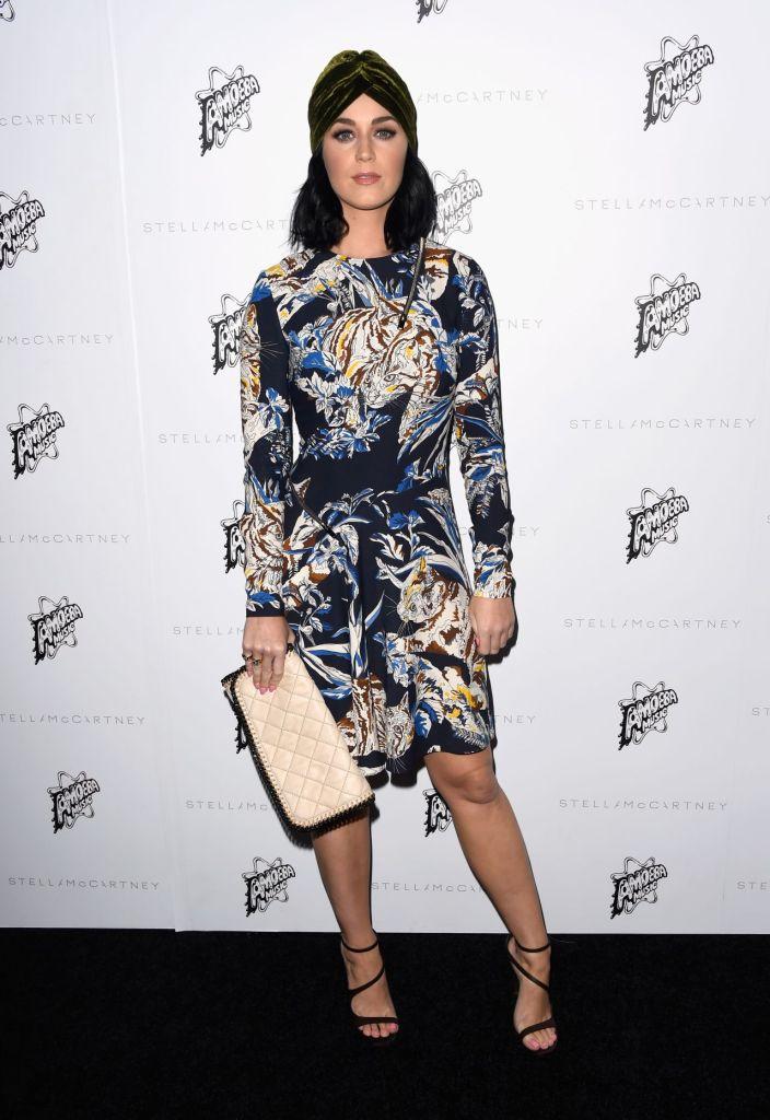 Katy Perry In Stella McCartney – Stella McCartney Autumn 2016 Presentation-1