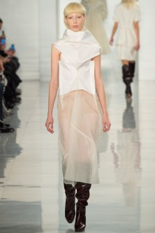 Maison Margiela Spring 2016 Couture Look 4