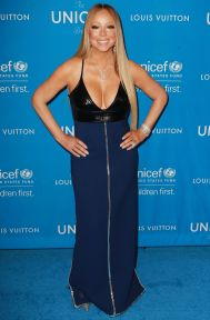 Mariah Carey In Louis Vuitton – 2016 Biennial UNICEF Ball-1