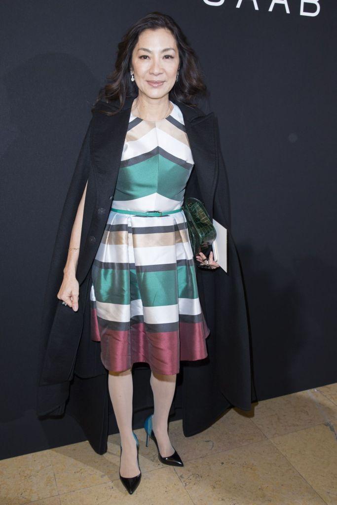 Michelle Yeoh in Elie Saab Resort 2016