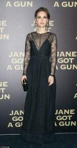 Jane Got a Gun Paris Premiere— Natalie Portman -2016.1.25-