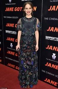 Jane Got a Gun NY Premiere— Natalie Portman -2016.1.29-