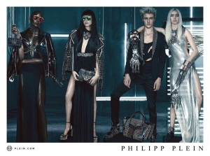 Philipp Plein Spring 2016 Campaign -2015.12.29-