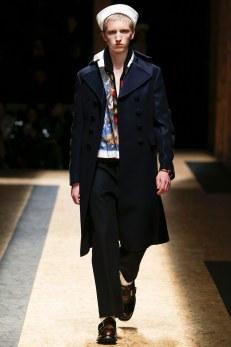 Prada Fall 2016 Menswear Look 2
