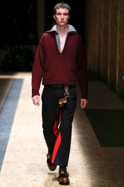 Prada Fall 2016 Menswear Look 35