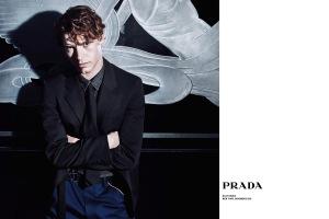 Prada Spring 2016 Menswear Campaign -2016.1.8-