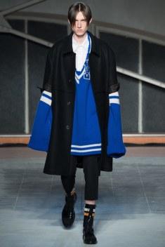 Raf Simons Fall 2016 Menswear Look 19