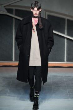 Raf Simons Fall 2016 Menswear Look 6