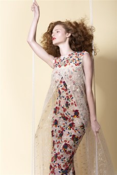Rami Kadi Spring 2016 Couture Look 15