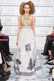 Schiaparelli Spring 2016 Couture Look 11