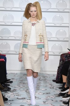 Schiaparelli Spring 2016 Couture Look 7